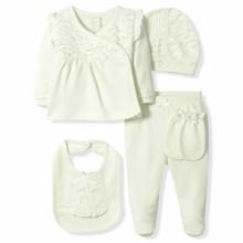 Набор 5 в 1 для новорожденной девочки Caramell (код товара: 6088)