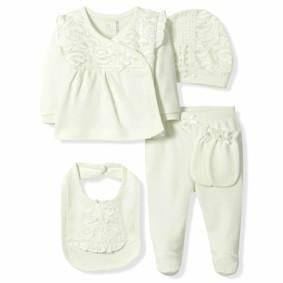 Набор 5 в 1 для новорожденной девочки Caramell (код товара: 6088): купить в Berni