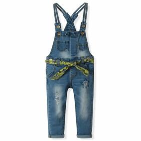 Комбинезон джинсовый для девочки ZR (код товара: 6189): купить в Berni