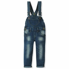 Комбинезон джинсовый для девочки ZR (код товара: 6191): купить в Berni