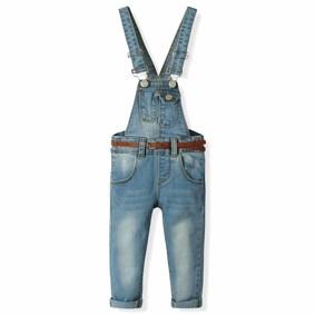 Комбинезон джинсовый ZR (код товара: 6190): купить в Berni