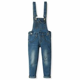 Комбинезон джинсовый ZR (код товара: 6192): купить в Berni