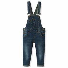 Комбинезон джинсовый ZR (код товара: 6194): купить в Berni
