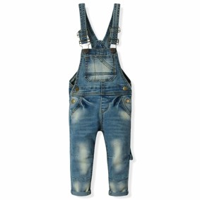 Комбинезон джинсовый ZR (код товара: 6195): купить в Berni