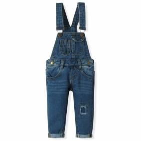 Комбинезон джинсовый ZR (код товара: 6196): купить в Berni