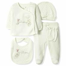 Комплект 10 в 1 для новорожденной девочки Caramell (код товара: 6110)
