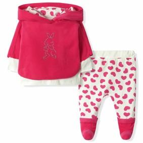 Костюм 3 в 1 для девочки Baby Rose (код товара: 6141): купить в Berni