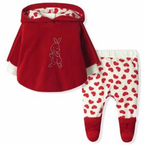 Костюм 3 в 1 для девочки Baby Rose (код товара: 6142): купить в Berni