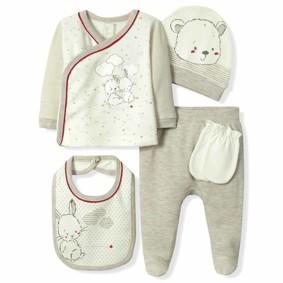 Набор 5 в 1 для новорожденного  Caramell  (код товара: 6101): купить в Berni