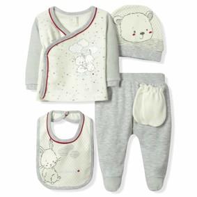 Набор 5 в 1 для новорожденного  Caramell (код товара: 6102): купить в Berni