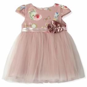 Платье для девочки Baby Rose (код товара: 6159): купить в Berni