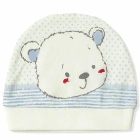 Шапка для новорожденного Caramell (код товара: 6128): купить в Berni