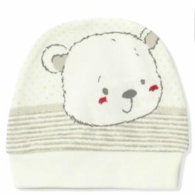 Шапка для новорожденного Caramell (код товара: 6130): купить в Berni