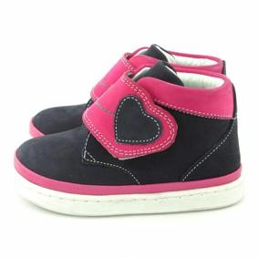 Ботинки для девочки MiniCan (код товара: 6255): купить в Berni