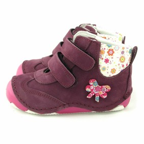 Ботинки для девочки MiniCan (код товара: 6258): купить в Berni