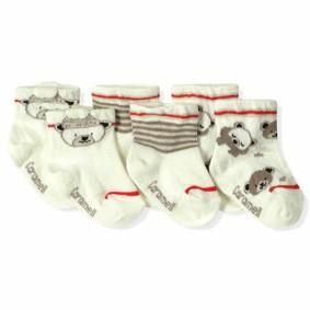 Носки Caramell (3 пары) (код товара: 6211): купить в Berni