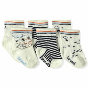 Носки Caramell (3 пары) (код товара: 6215): купить в Berni