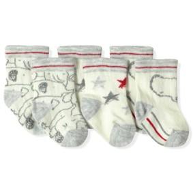 Носки Caramell (3 пары) (код товара: 6222): купить в Berni