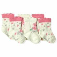 Носки для девочки Caramell (3 пары) (код товара: 6201)