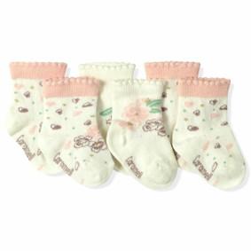 Носки для девочки Caramell (3 пары) (код товара: 6202): купить в Berni