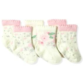 Носки для девочки Caramell (3 пары) (код товара: 6203): купить в Berni