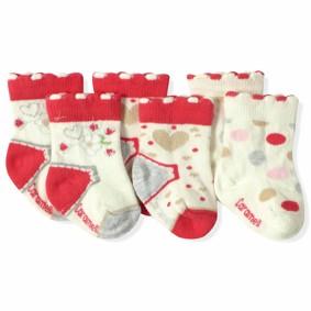 Носки для девочки Caramell (3 пары) (код товара: 6204): купить в Berni