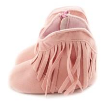 Пинетки-сапожки для девочки Berni (код товара: 6546)