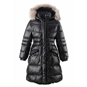 Пальто-пуховик для девочки Reima (531237-9990) (код товара: 6755): купить в Berni