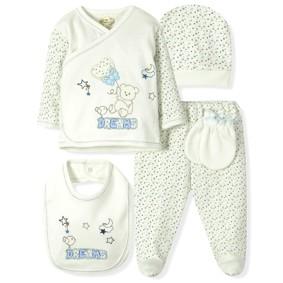Комплект 5 в 1 для новорожденного  Bebitof (код товара: 6862): купить в Berni