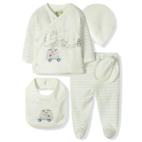 Комплект 5 в 1 для новорожденного  Bebitof  (код товара: 6865): купить в Berni