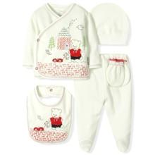 Комплект 5 в 1 для новорожденного  Bebitof (код товара: 6873)