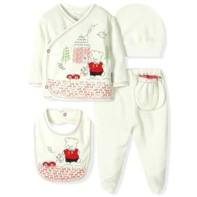 Комплект 5 в 1 для новорожденного  Bebitof (код товара: 6873): купить в Berni