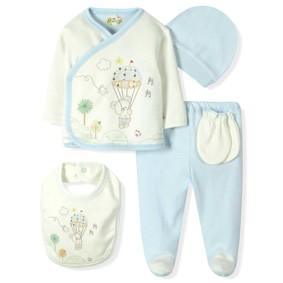 Комплект 5 в 1 для новорожденного  Bebitof (код товара: 6877): купить в Berni