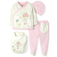 Комплект 5 в 1 для новорожденной девочки  Bebitof (код товара: 6880)