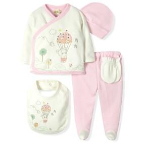 Комплект 5 в 1 для новорожденной девочки  Bebitof (код товара: 6880): купить в Berni