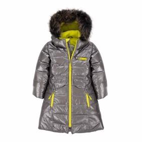 Пальто для девочки Deux par Deux (P 920-964/3-6) (код товара: 6890): купить в Berni