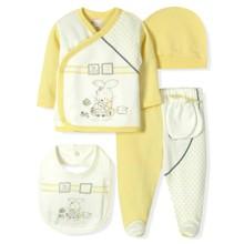 Комплект 10 в 1 для новорожденного  Bebitof (код товара: 6952)