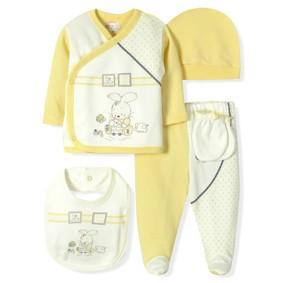 Комплект 10 в 1 для новорожденного  Bebitof (код товара: 6952): купить в Berni