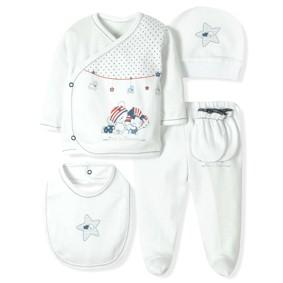 Комплект 10 в 1 для новорожденного  Bebitof оптом (код товара: 6953): купить в Berni