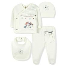 Комплект 10 в 1 для новорожденного  Bebitof (код товара: 6954)