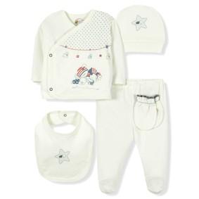 Комплект 10 в 1 для новорожденного  Bebitof (код товара: 6954): купить в Berni