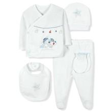 Комплект 10 в 1 для новорожденного  Bebitof (код товара: 6955)