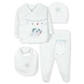 Комплект 10 в 1 для новорожденного  Bebitof (код товара: 6955): купить в Berni