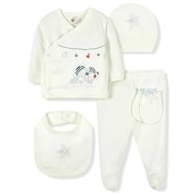 Комплект 10 в 1 для новорожденного  Bebitof (код товара: 6956): купить в Berni
