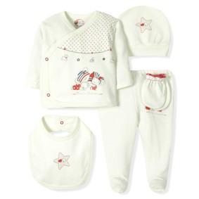 Комплект 10 в 1 для новорожденного  Bebitof (код товара: 6958): купить в Berni