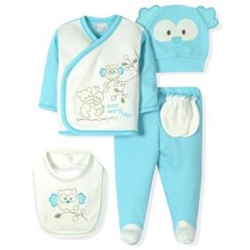Комплект 10 в 1 для новорожденного  Bebitof (код товара: 6963): купить в Berni