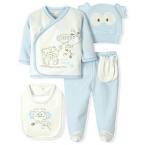 Комплект 10 в 1 для новорожденного  Bebitof (код товара: 6964): купить в Berni