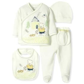 Комплект 10 в 1 для новорожденного  Bebitof (код товара: 6991): купить в Berni