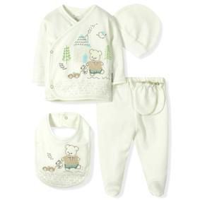 Комплект 10 в 1 для новорожденного  Bebitof (код товара: 6993): купить в Berni