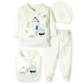 Комплект 10 в 1 для новорожденного  Bebitof (код товара: 6994): купить в Berni
